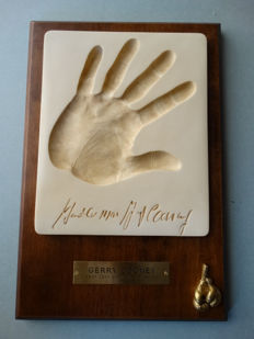 Gerry Cooney (1956-) - Hand made cast