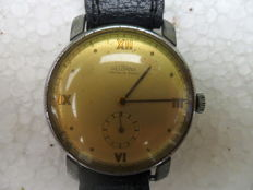 Delbana XL - men's watch - 1940s/1950s.