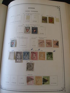 Switzerland - Significant collection of stamps