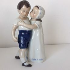 Royal Copenhagen, children figurine