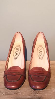 Tods - court shoes
