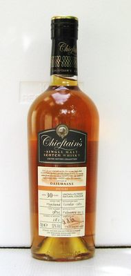 Dailuaine 1982 30 Years Old- Speyside - 70cl. - 52% - Chieftain's
