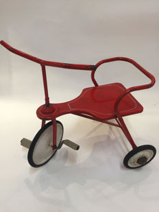 Vintage tricycle from the 1950s/1960s - Made in Belgium