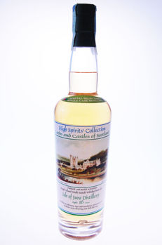 Isle Of Jura 1991 High spirits 16 years old Lochs & Castles High Spirits