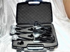 Set of 3 professional microphones - Extreme