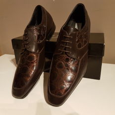 Giovanni Conti – Laced Leather Shoes