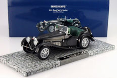 Minichamps - Scale 1/18 - Bugatti Type 54 Roadster 1931