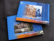 "The Netherlands – Year pack 2002 ""Day of the Coin"""