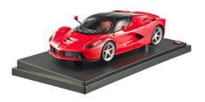 Hot Wheels - Scale 1/18 - Ferrari La Ferrari - Red