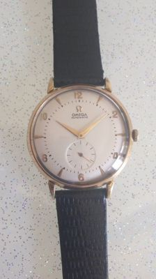 Omega Bumper – men's watch – 1952