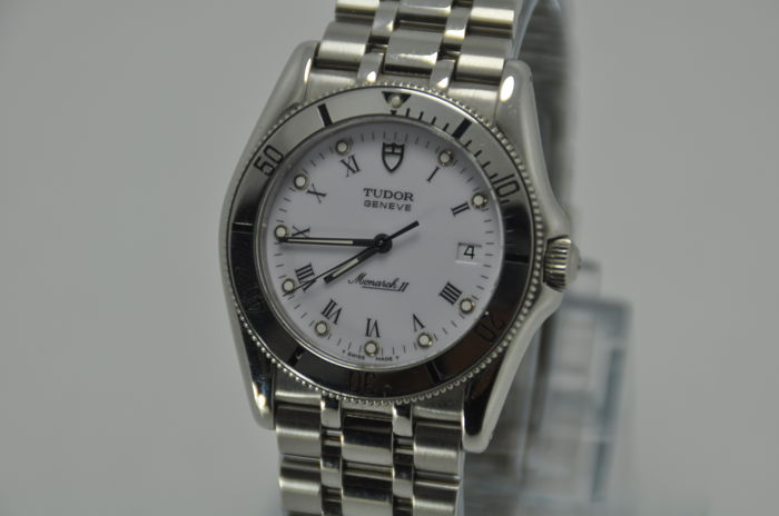 Tudor geneve monarch ii ref 15360 by rolex unisex watch catawiki for Tudor geneve watches