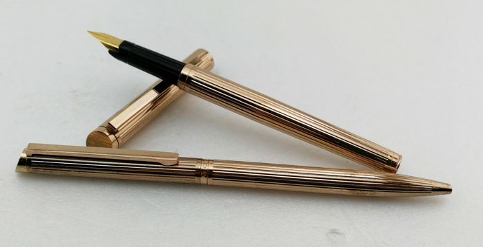 Gionpini  -- ballpen & Fountain Pen
