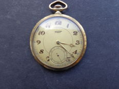 Tissot pocket watch approx. 1925