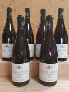 2013 Romuald Valot Chassagne Montrachet red - 6 bottles (75cl)