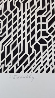 Victor Vasarely - Naissances - 1963