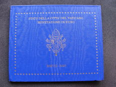 Vatican - year pack/ year collection 