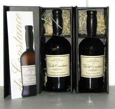 "2011 Klein Constantia ""Vin de Constance"" – Lot of 2 bottles, 50 cl"