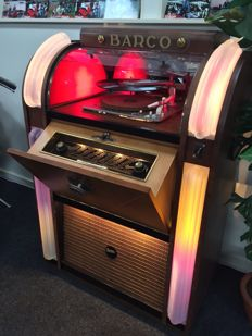Barco 1954  jukebox