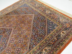 Dreamily beautiful Oriental Bidjar / India carpet, 300 x 200cm, end of the 20th century. TOP CONDITION / MINT CONDITION TOP QUALITY