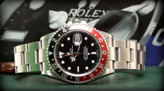 Rolex Gmt Master II 16710 SEL  Coke Insert Top Condition