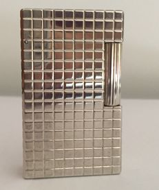 S.T. Silver plated Dupont line 1, from the 90s