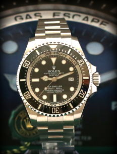 Rolex Sea-Dweller Deepsea – New – 2017 ITA – Full Set