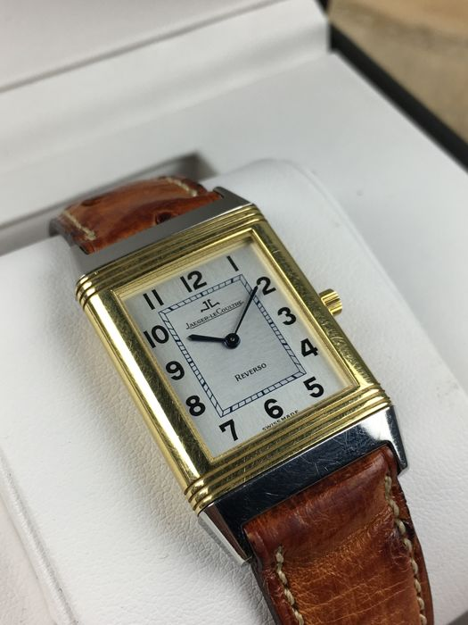 69088fe4af8e Jaeger-LeCoultre Reverso Classic 18 kt Gold Steel hand-wound ref  250.5
