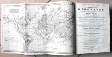 Christopher Kelly - A New and Complete System of Universal Geography - 2 volumes - 1817