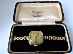 ROLEX PRIMA. very rare early swiss ladies wrist watch circa 1925 {ref no 10}