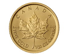 Kanada - 1 CAD - Maple Leaf  - 999.9 Gold / Goldmünze