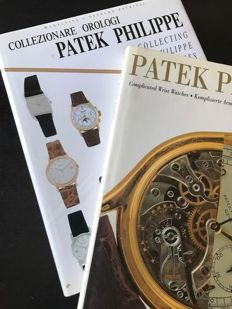 Patek Philippe collecting book English/Italian + Patek Philippe complicated wrist watches German, English and French.