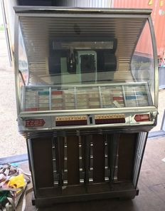Seeburg model HF100R jukebox