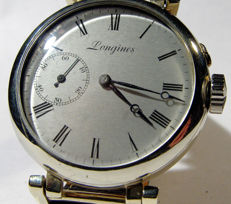 Longines Mariage men's wristwatch, circa 1920