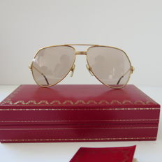 Cartier Vendome Louis - Vintage sunglasses - Unisex