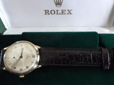 Rolex tudor triple signed Gents swiss wrist watch. date made 1960 {ref no 69}