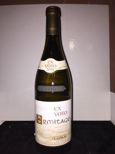 2013 E. Guigal Ermitage Ex-Voto Blanc, Rhone - 1 bottle (75cl)