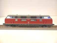 Roco H0 -  From starter-set 51290 - Diesel locomotive V200 of the DB