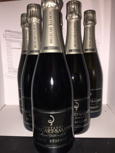 Champagne Billecart-Salmon Brut Reserve - 6 bottles (75cl)