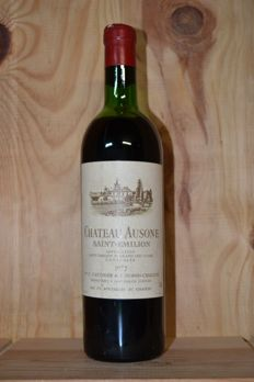 1972 Chateau Ausone, Grand Cru Classé Saint-Emilion – 1 bottle