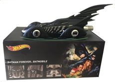 Batman Forever - HotWheels scale 1/18 - Batmobile Batman Forever 1995