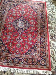 Beautiful iran Persia Kachan 103x160 cm hand knotted Top Quality & Condition