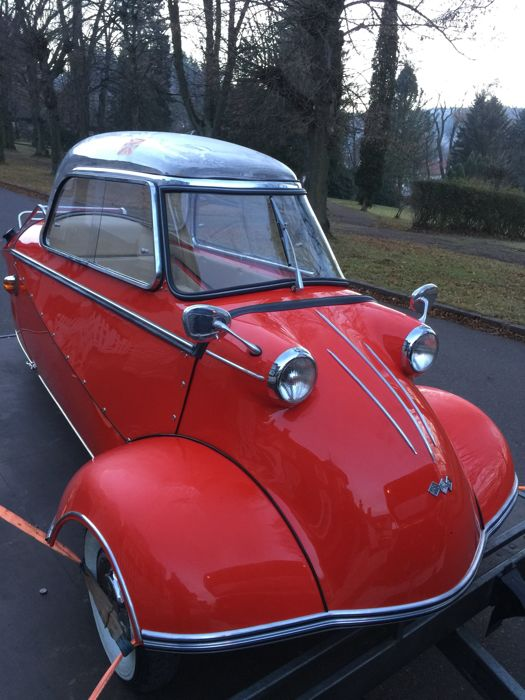 Messerschmitt - Bubble Car KR 200 - 1960