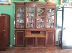 Large sized Empire display cupboard - Italy