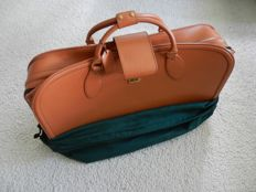 Ferrari 456GT Schedoni leather luggage case bag As New