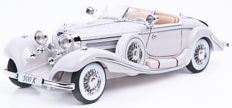 Maisto - Scale 1/18 - Mercedes-Benz 500 K Type Special Roadster 1936 - Colour: white