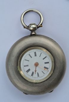 19th century pocket watch -- 1880
