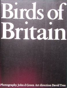 John d Green - Birds of Britain - 1967