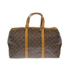 Louis Vuitton - Monogram Sac Souplè 45 - weekend travel bag