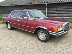 Mercedes Benz - 280 s automatique - 1977