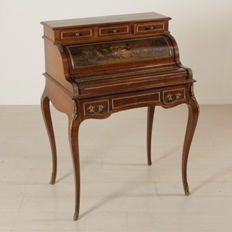 Folding writing desk - France, early 20th century